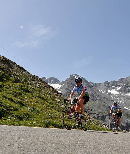 Bike Tours in Alta Valtellina